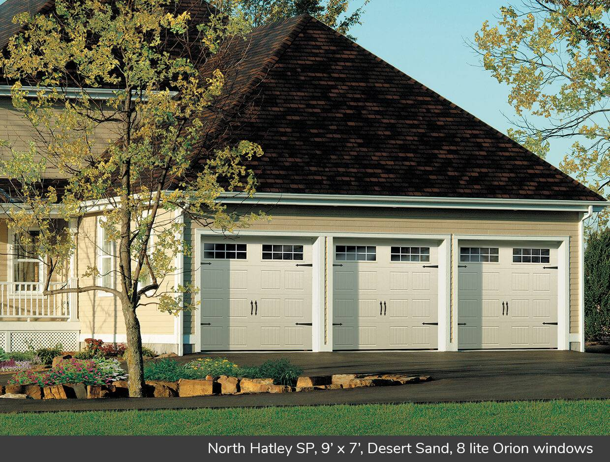 North Hatley SP, 9' x 7', Desert Sand, 8 lite Orion windows